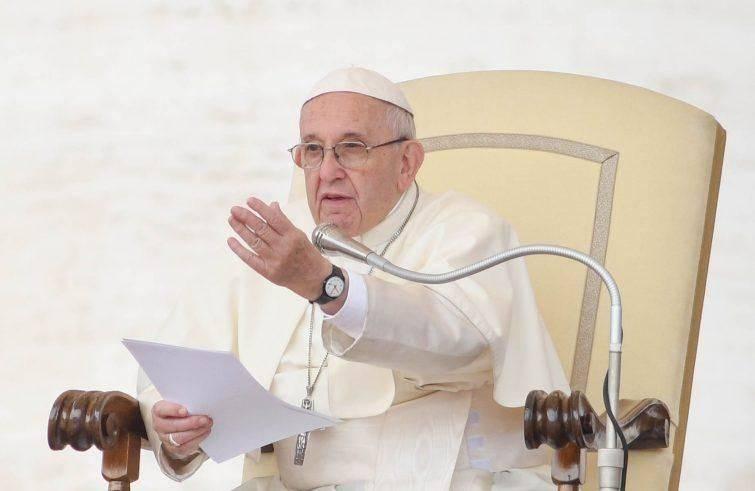 Francesco Dell Uomo Matrimonio : Papa francesco: serve u201cvero catecumenatou201d per matrimonio non